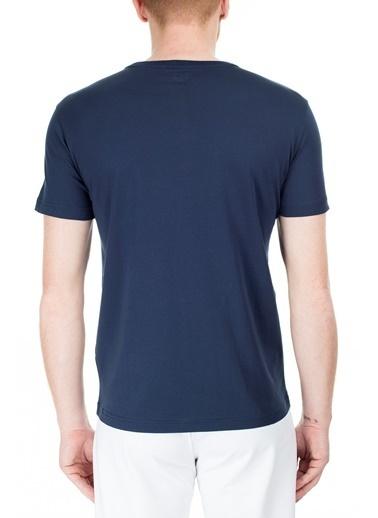 EA7 Emporio Armani  Regular Fit T Shirt Erkek T Shırt S 6Gpt81 Pjm9Z 1554 Lacivert